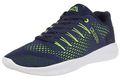 Kappa Nexus Sneaker unisex Turnschuhe Schuhe navy/lime 001