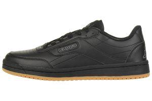 Kappa ORBIT Unisex Sneaker Schuhe Damen Herren Sportschuhe schwarz