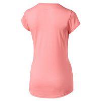 PUMA Damen Active Essential ESS No.1 Logo Heather W Tee T-Shirt
