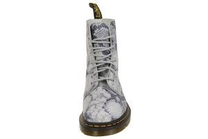 Dr. Martens PASCAL SNAKE asciano Boots light grey