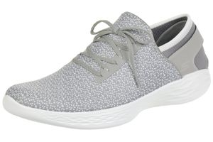 Skechers you walk INSPIRE Damen Sneaker grau