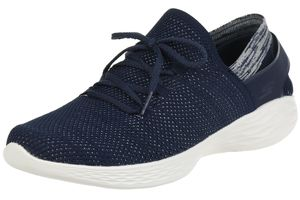 Skechers you walk SPIRIT Damen Sneaker blau