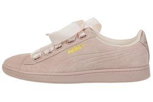 Puma Vikky Ribbon S Sneaker Damen Schuhe 366416 03 rosa