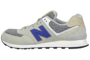 New Balance ML574VAH Classic Sneaker Herren Schuhe grau