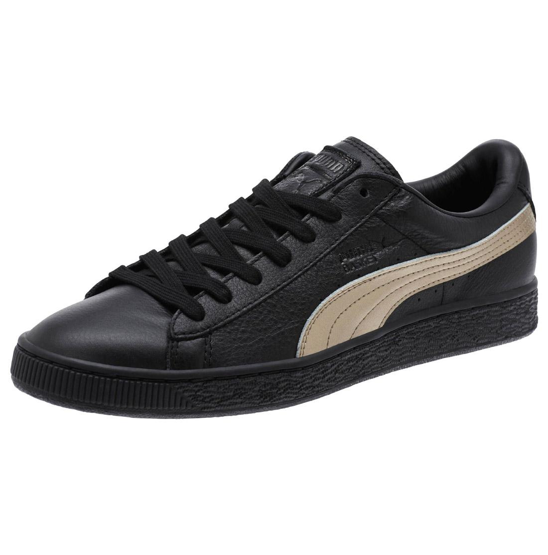 Puma Basket Classic Metallic SN Sneaker Damen Mädchen Schuhe