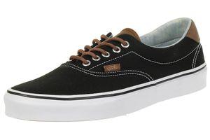 VANS Classic ERA 59 C L Sneaker Skater Unisex canvas schwarz