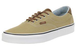VANS Classic ERA 59 C L Sneaker Skater Unisex canvas braun