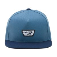VANS MN Mini Full Patch Snapback Baseball Cap blau VN0A36I6PDZ