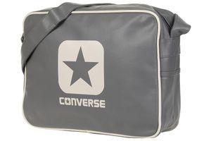 Converse Tasche Reporter Color PU grau