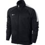 NIKE Club Trainer Jacke Unisex Junior Kinder Sportjacke schwarz 001