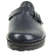 Rohde Neustadt d Clogs Damen Hausschuhe Schuhe 1447 blau