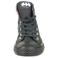 Converse CTAS HI Kinder Sneaker unisex KIDS Junior canvas Schwarz Batman 361305F