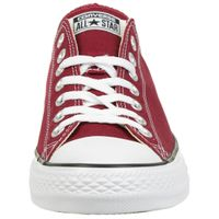 Converse All Star OX Chuck Schuhe Sneaker canvas Maroon M9691C