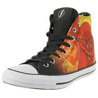 Converse C Taylor A/S HI Chuck DC Comic Sneaker canvas The Flash 161390C