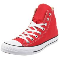 Converse C Taylor All Star HI Chuck Schuhe Sneaker canvas Red M9621C
