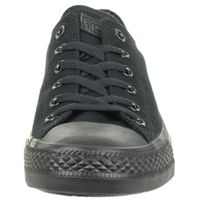 Converse All Star OX Chuck Schuhe Sneaker canvas Black Monochrome M5039C