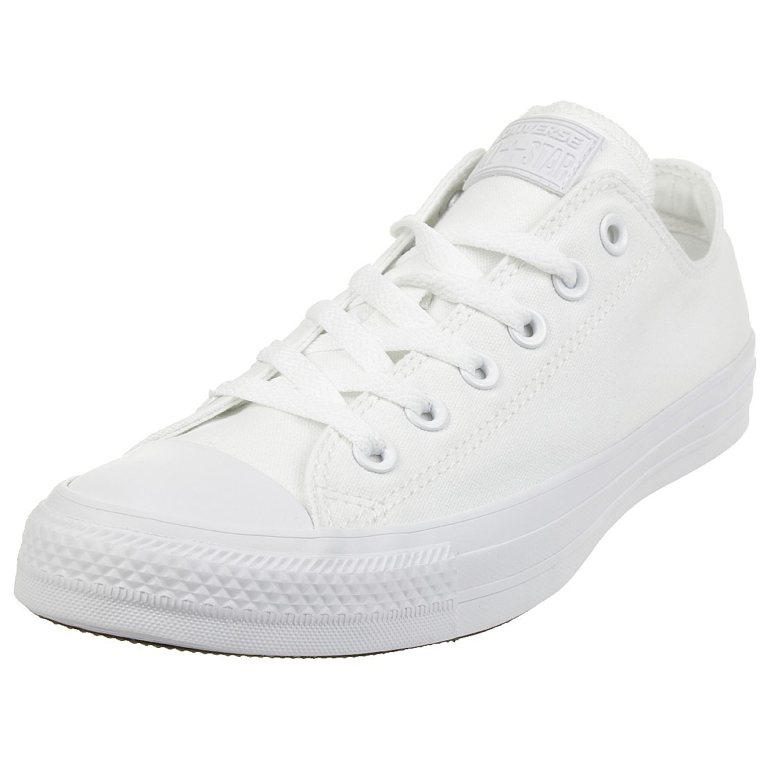 Converse All Star OX Chuck Schuhe Sneaker canvas White