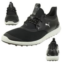 Details about Puma Ignite Golf Sport Spikeless Mens Golf Shoes Golf Black 189416 01 show original title