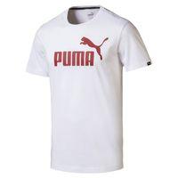PUMA Herren ESS Essential No.1 Logo Tee T-Shirt Dry Cell