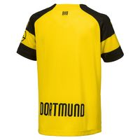 BVB Home Shirt Replica Junior mit Evonik und OPEL Logo