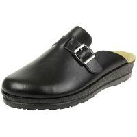 Rohde Neustadt-H Clogs Herren Hausschuhe Schuhe 1511 schwarz