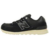 New Balance ML 574 PKP Classic Sneaker Herren Schuhe schwarz