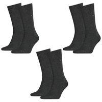 6 Paar TOMMY HILFIGER Classic Socken Gr. 39 - 49 Herren Business Socken
