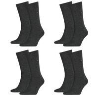 8 Paar TOMMY HILFIGER Classic Socken Gr. 39 - 49 Herren Business Socken