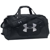 Under Armour MD Duffel 3.0 Medium Reisetasche Sporttasche 61 Liter Schwarz