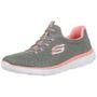 Skechers Sport Womens SUMMITS Sneakers Women Grau 001