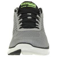 Skechers Skech Flex Advantage 2.0 The Happs Herren Sneaker Fitness Schuhe grau