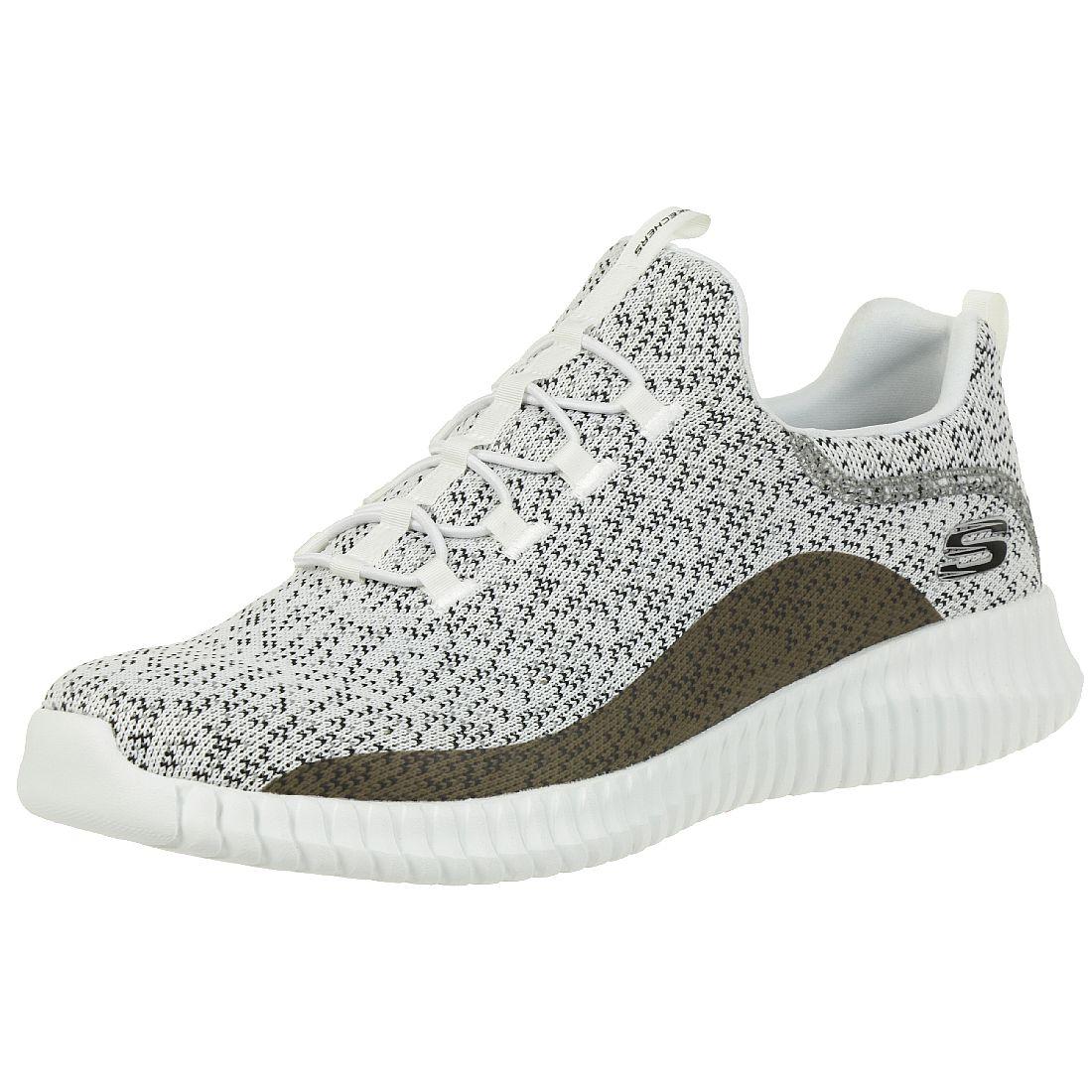 Skechers Sneaker weiss 47