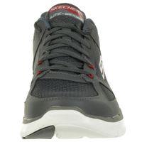 Skechers Skech Flex Advantage 2.0 Lindman Herren Sneaker Fitness Schuhe grau