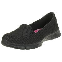 Skechers EZ Flex 3.0 Willowy Damen Sommerschuhe Slip On Slipper BBK Ballerinas