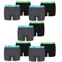 10 er Pack Puma Boxer Boxershorts Jungen Kinder Unterhose Unterwäsche