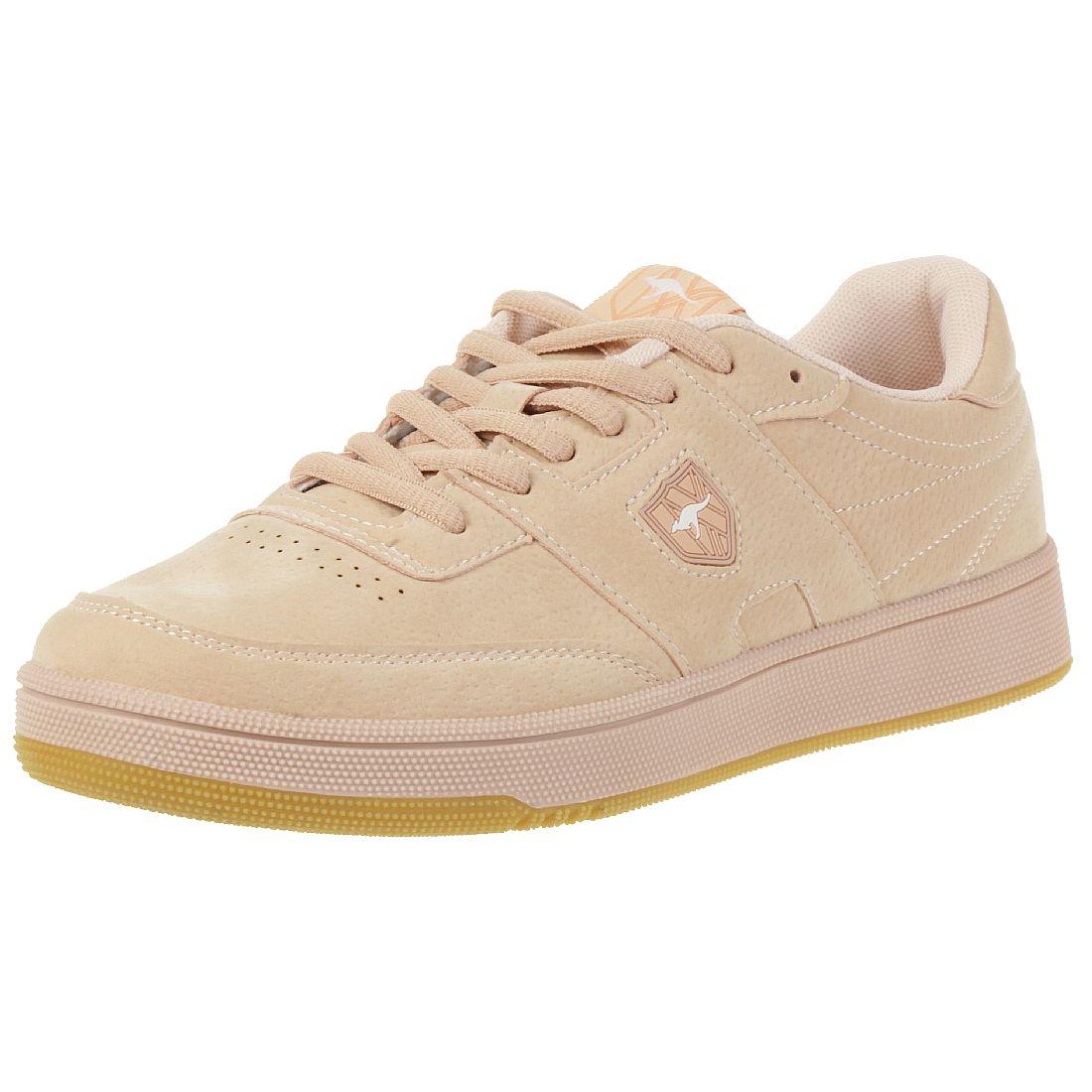 buy online fe3c2 c06db Kangaroos Retro Cup Sneaker Damen Schuhe 81048000 rosa ...