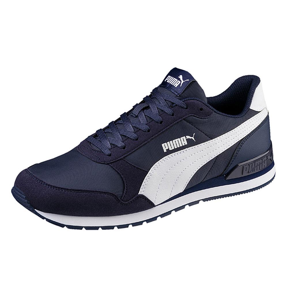 Puma ST Runner v2 NL Sneaker Herren blau 365278 08 Sneaker