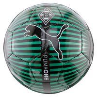 PUMA Fußball Ball One Chrome BMG Borussia Mönchengladbach Size 5  grün