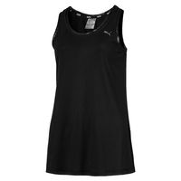 PUMA Explosive Ribbed Tank Top Damen Trainingsshirt schwarz 516755