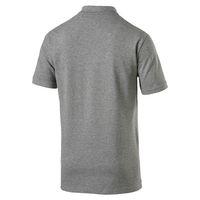 PUMA Herren ESS Pique Polo Shirt grau 851759