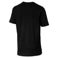PUMA Herren ESS Essential Logo Tee T-Shirt schwarz