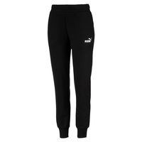 PUMA Ess Sweat Pants TR CL Damen Sporthose Trainings Hose 851826 schwarz