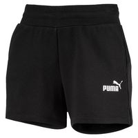 PUMA Ess Sweat Shorts TR Damen Sport Trainings Shorts 851821 schwarz