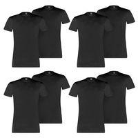 8 er Pack Puma Basic Crew T-Shirt Men Herren Unterhemd Rundhals