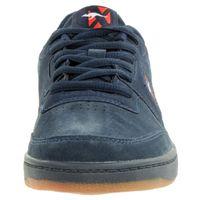 KangaROOS Unisex Kinder Damen Retro Cup Kids Sneaker blau