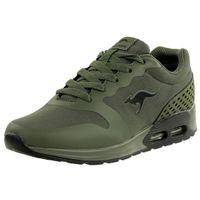 KangaROOS Unisex-Kinder Kanga X 2200 Sneaker Olive 12011000825