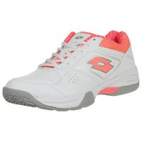 Lotto T-Tour 600 XI W Damen Multicourtschuh Tennis weiss/rosa T6424
