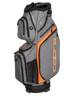 Cobra Ultralight Cart Bag / Golfbag Grau Puma Golftasche 909264