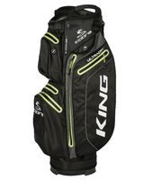 Cobra King Ultradry Cart Bag / Golfbag schwarz Puma Golftasche 909282