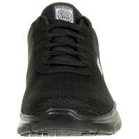 Skechers Flex Advantage SR BENDON Herren Sneaker Berufsschuh schwarz